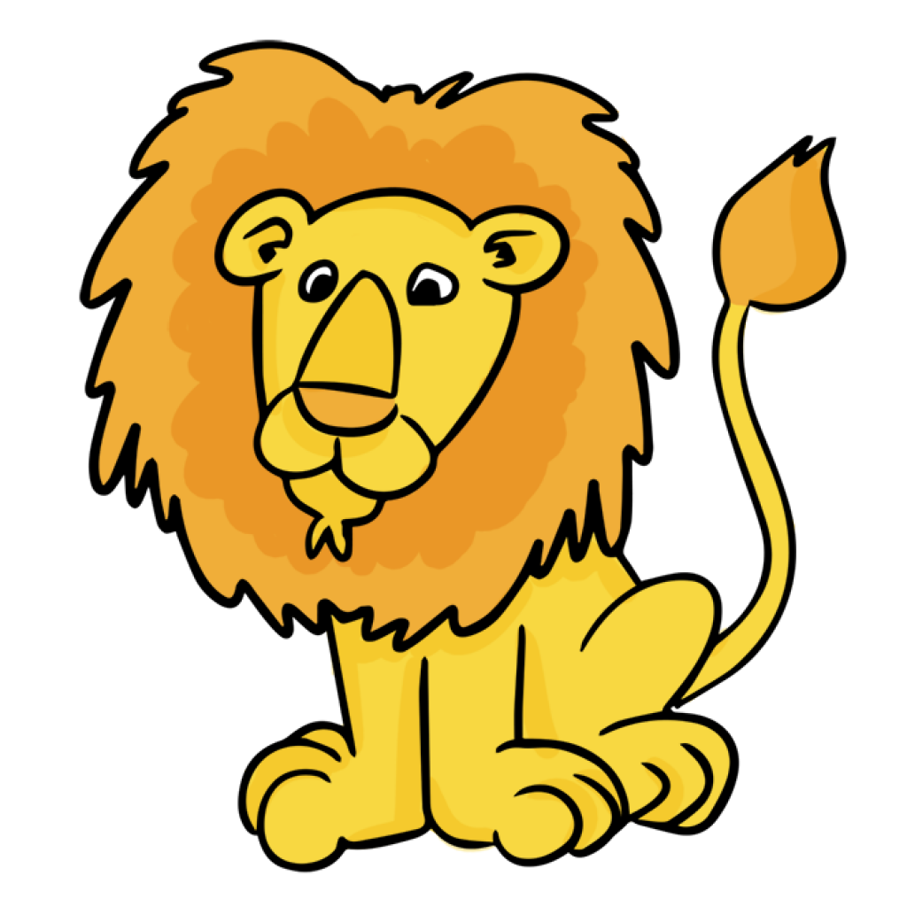 Clipart lion easy, Clipart lion easy Transparent FREE for.