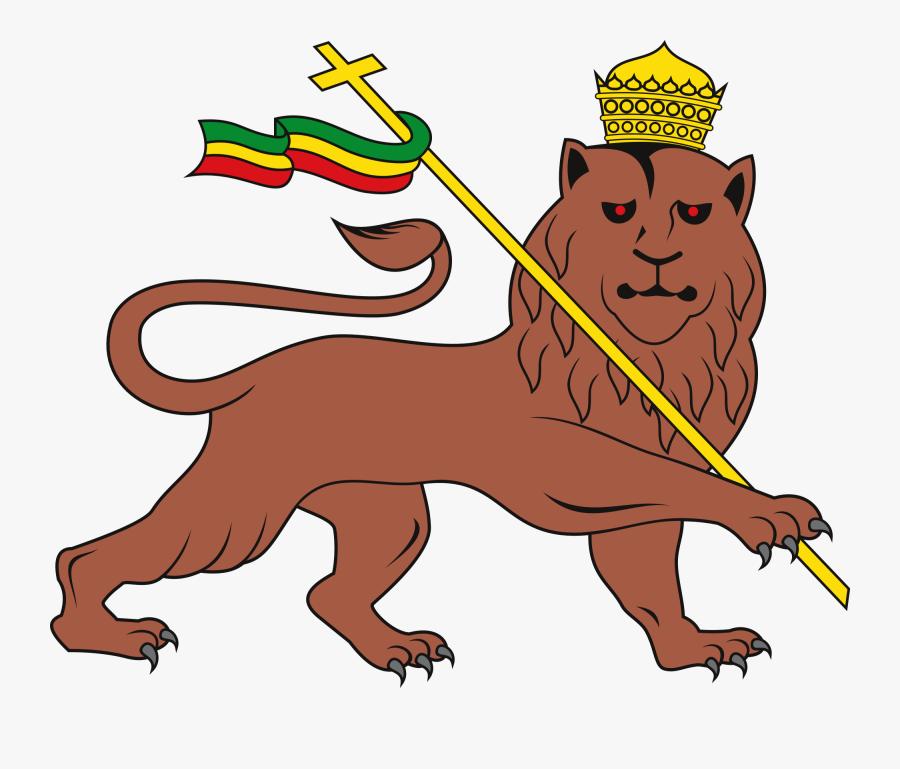 Clip Art File Lion Of Judah.