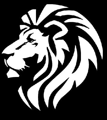 Lion Head Icon.