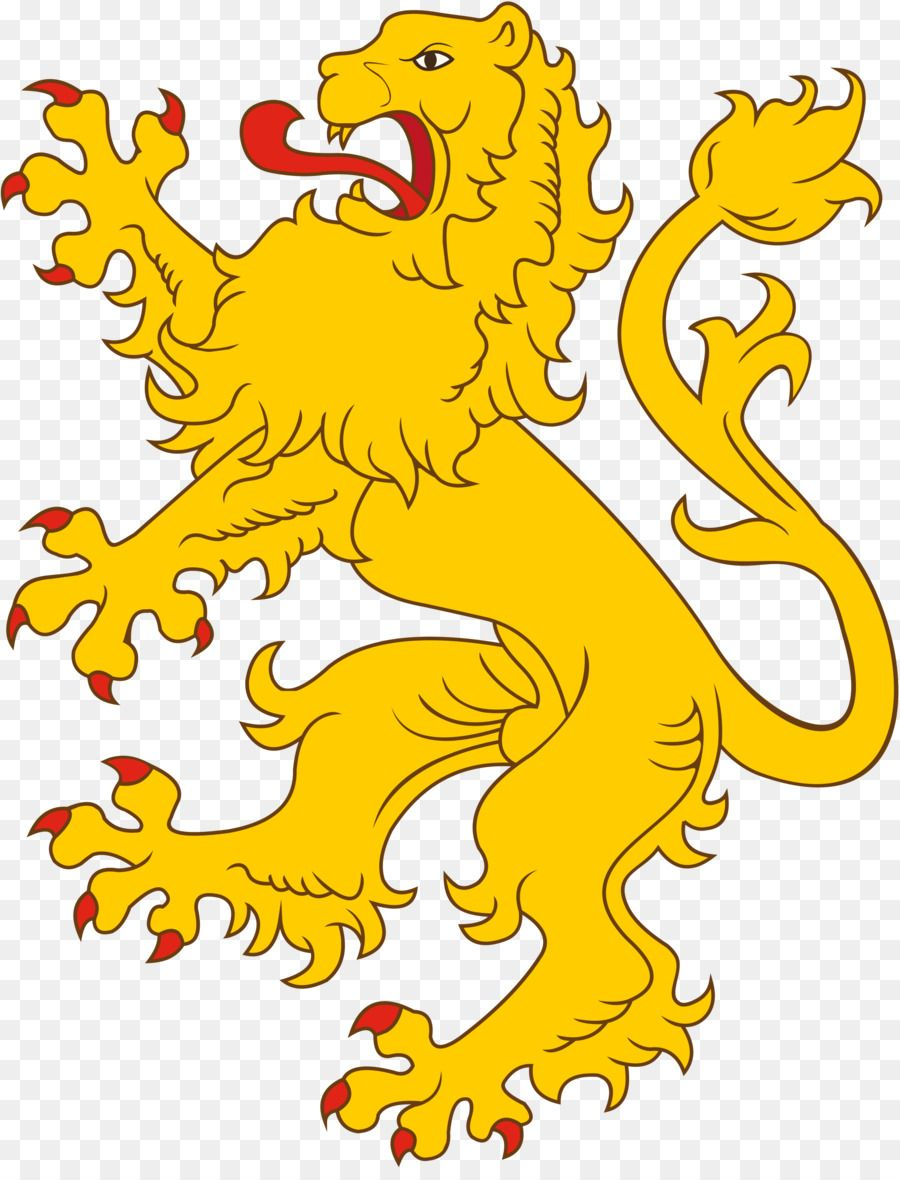 Lion Coat of arms Heraldry Clip art.