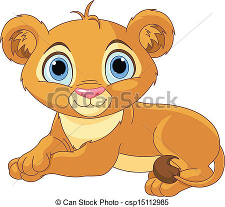 Lion cub Clipart and Stock Illustrations. 639 Lion cub vector EPS.