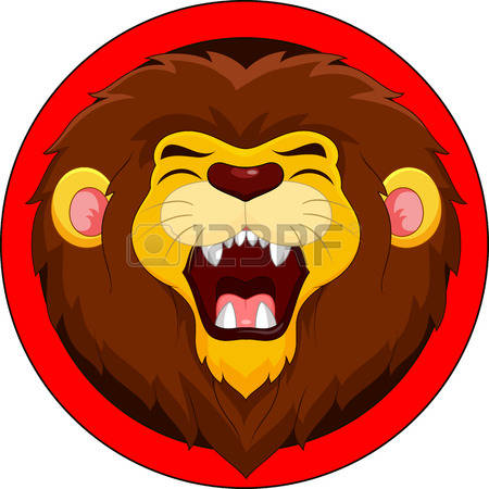 4,022 Lion Face Cliparts, Stock Vector And Royalty Free Lion Face.