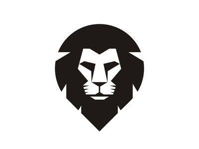 Lion Head Logo.