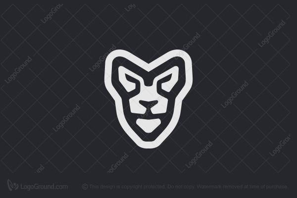 Exclusive Logo 167261, Lion Face Logo.