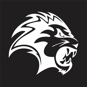 Lion Face Logo Vector (.CDR) Free Download.