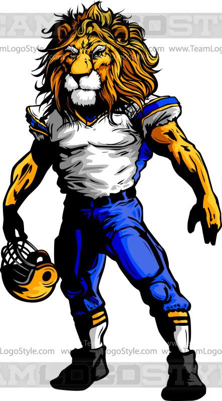 Lions Football Clipart at GetDrawings.com.