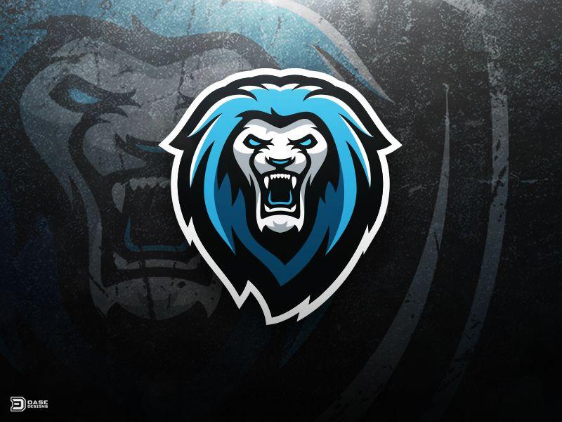 AWKN Lion eSports Logo.