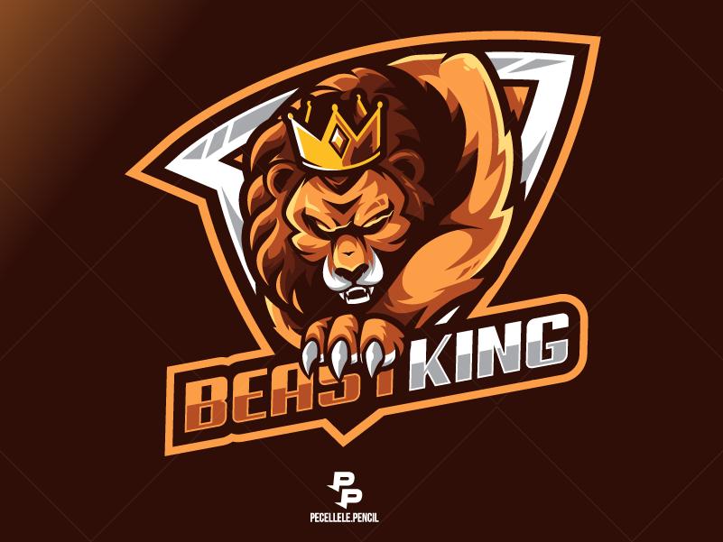 Beast King by Irvan Ramdani on Dribbble.