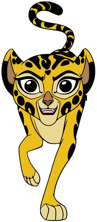 The Lion Guard Clip Art.