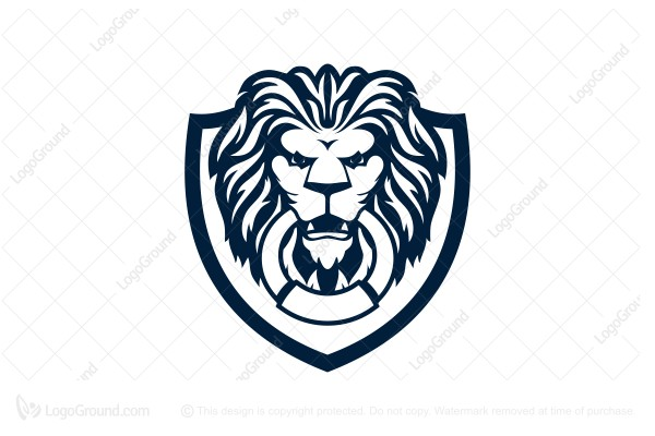 Exclusive Logo 138328, Lion Guard Logo.
