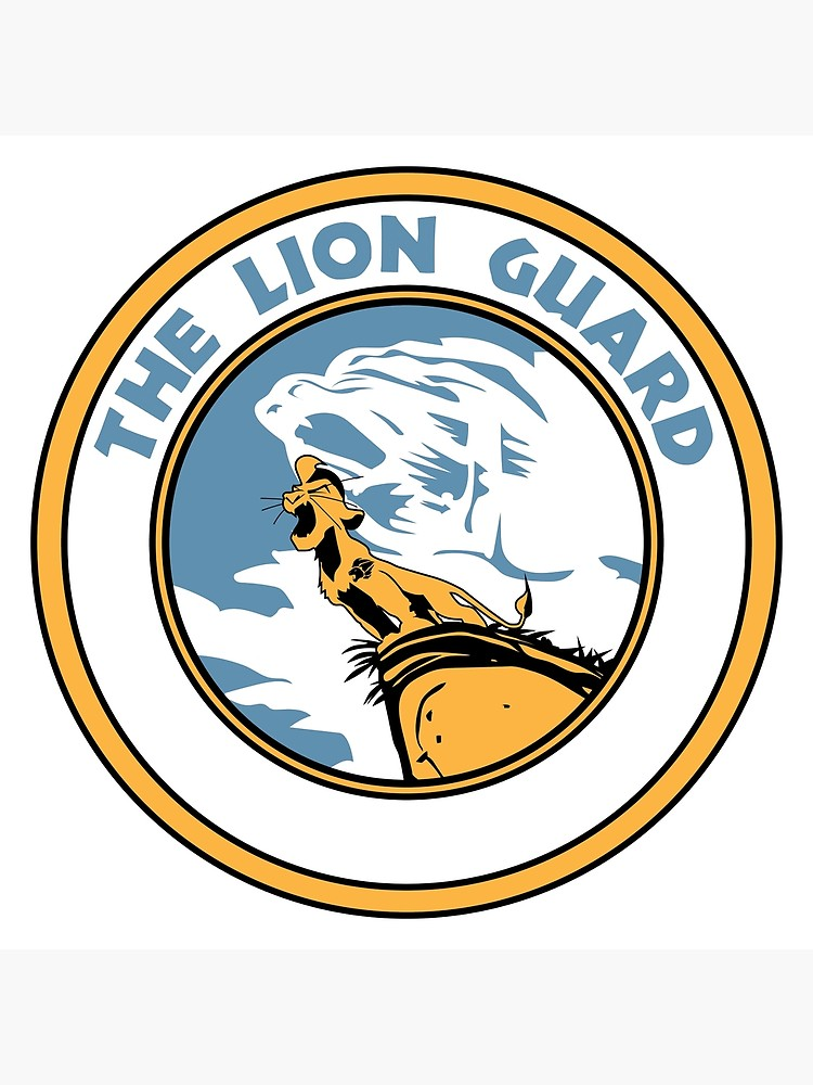Lion Guard Logo.