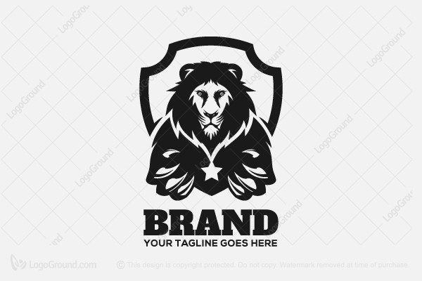 Exclusive Logo 102157, Lion Guard Logo.