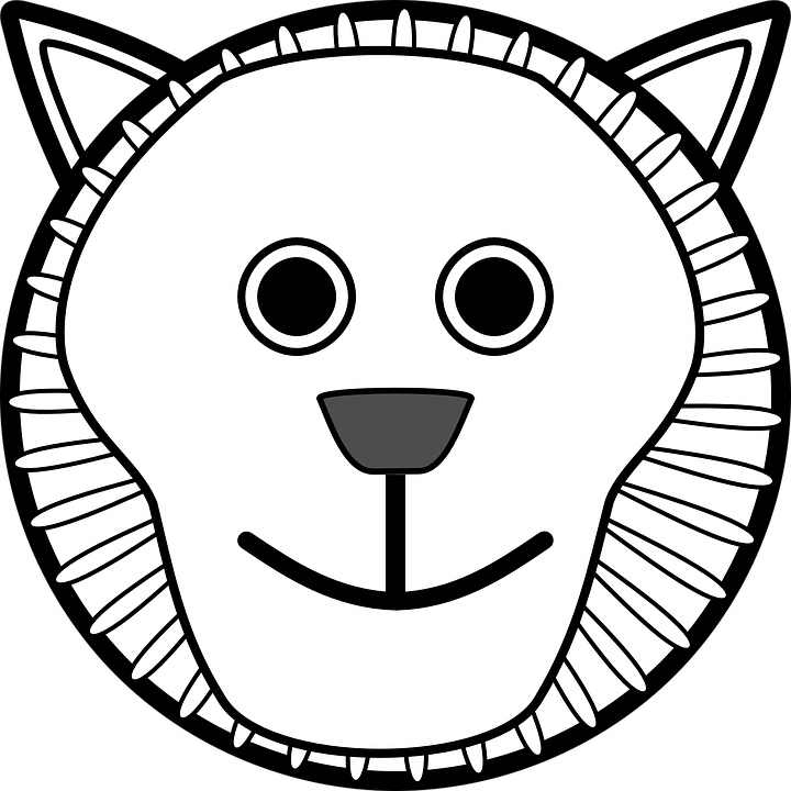 Free vector graphic: Lion, Wildcat, Carnivore, Creature.