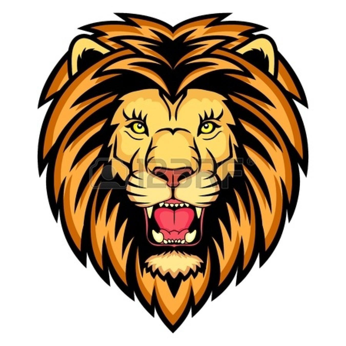 Lion Face Clipart Png.