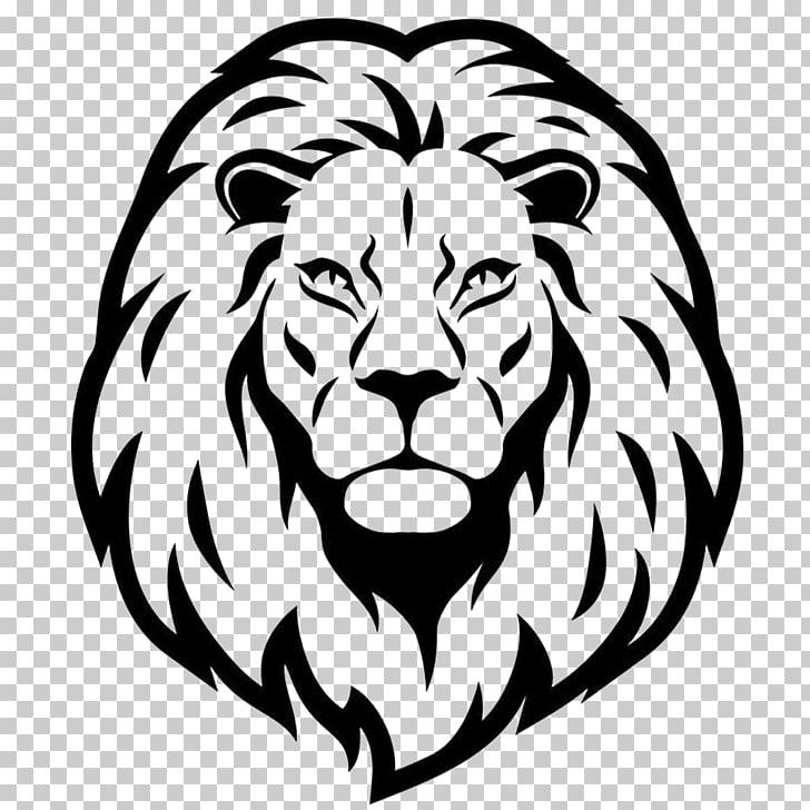 Lionhead rabbit Drawing , lionhead, lion head stencil PNG.