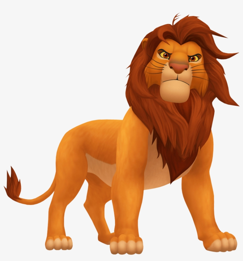 Lion King Characters Png Transparent PNG.