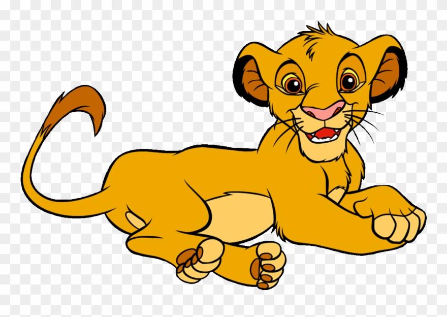 Simba The Lion King Clipart Clip Art Library Gif Kion.