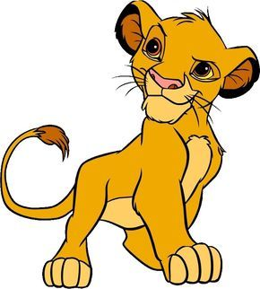 Lion King Clipart. in 2019.