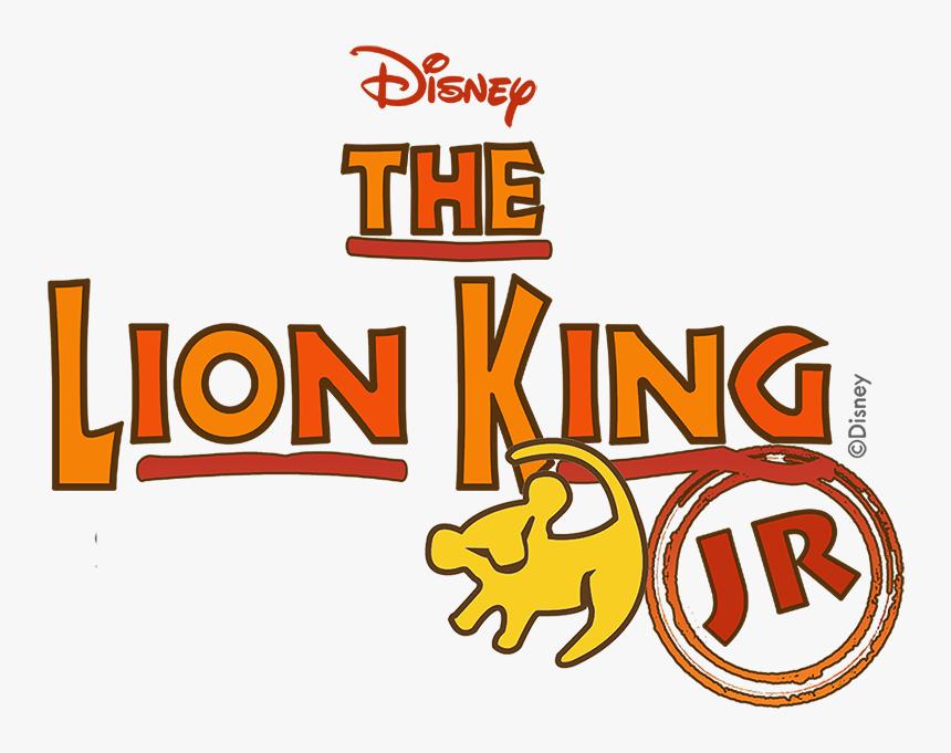 Lion King Jr Logo Png, Transparent Png.