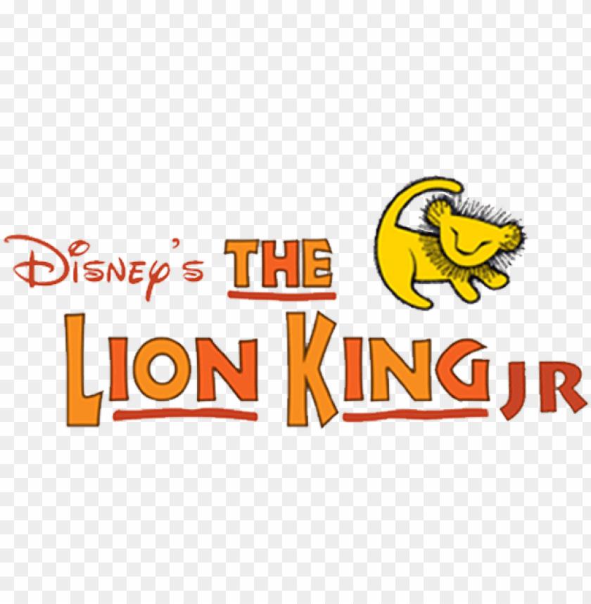 lion king jr PNG image with transparent background.
