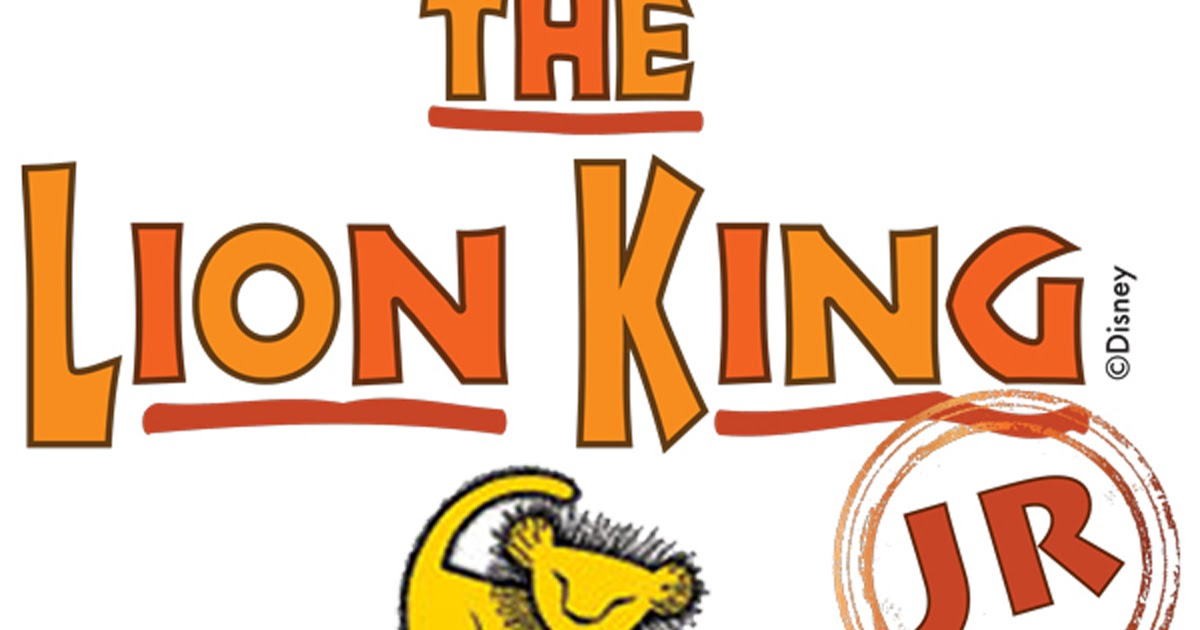 GIS Primary Visual Art and Design: \'The Lion King Jr\' poster.