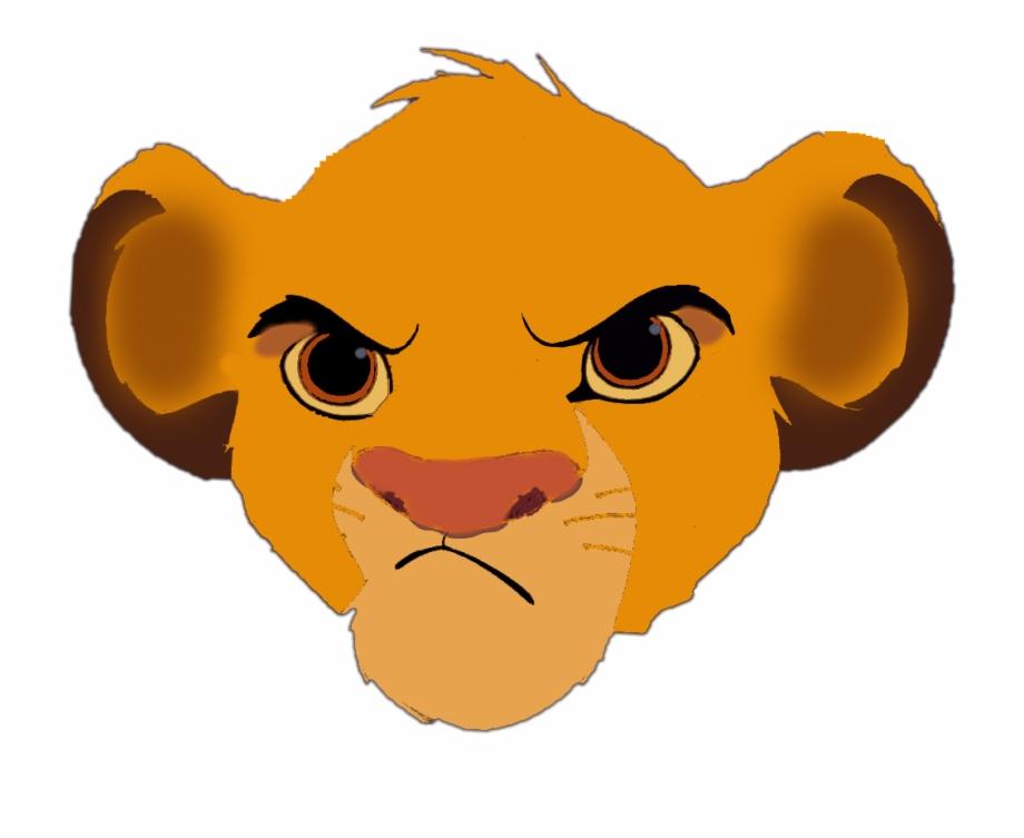 Image Unamused Simba Png The King Wiki.
