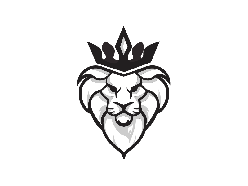 Lion Logo Concept For a Brand by Sushanta Kumar Pradhan on.