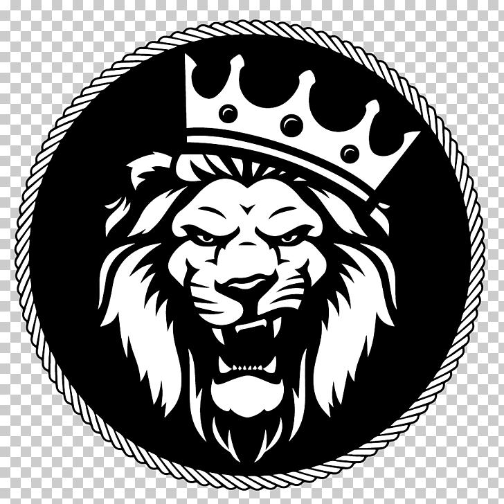 Lion Logo Roar , lions, lion y PNG clipart.
