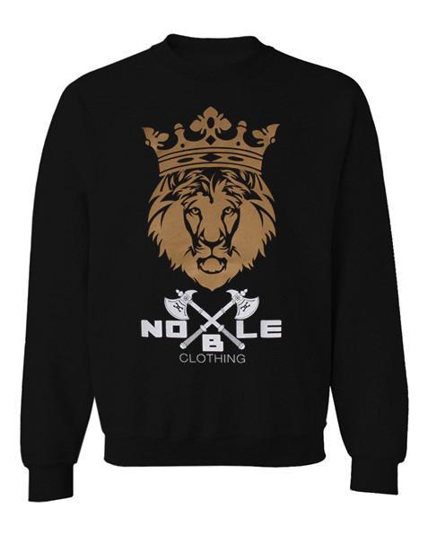 Noble Clothing Noble Lion Crewneck Sweatshirt.