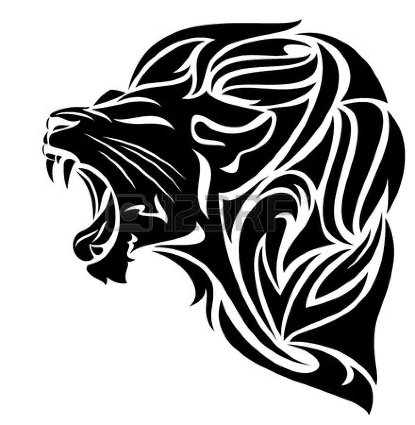 Lion logo design clipart 12 » Clipart Station.