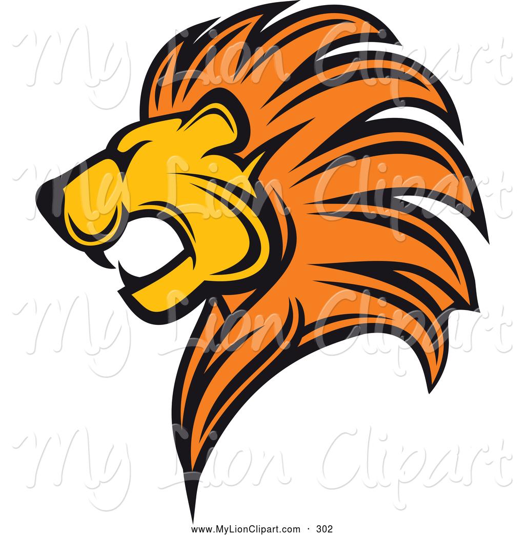 Lion logo design clipart 10 » Clipart Station.