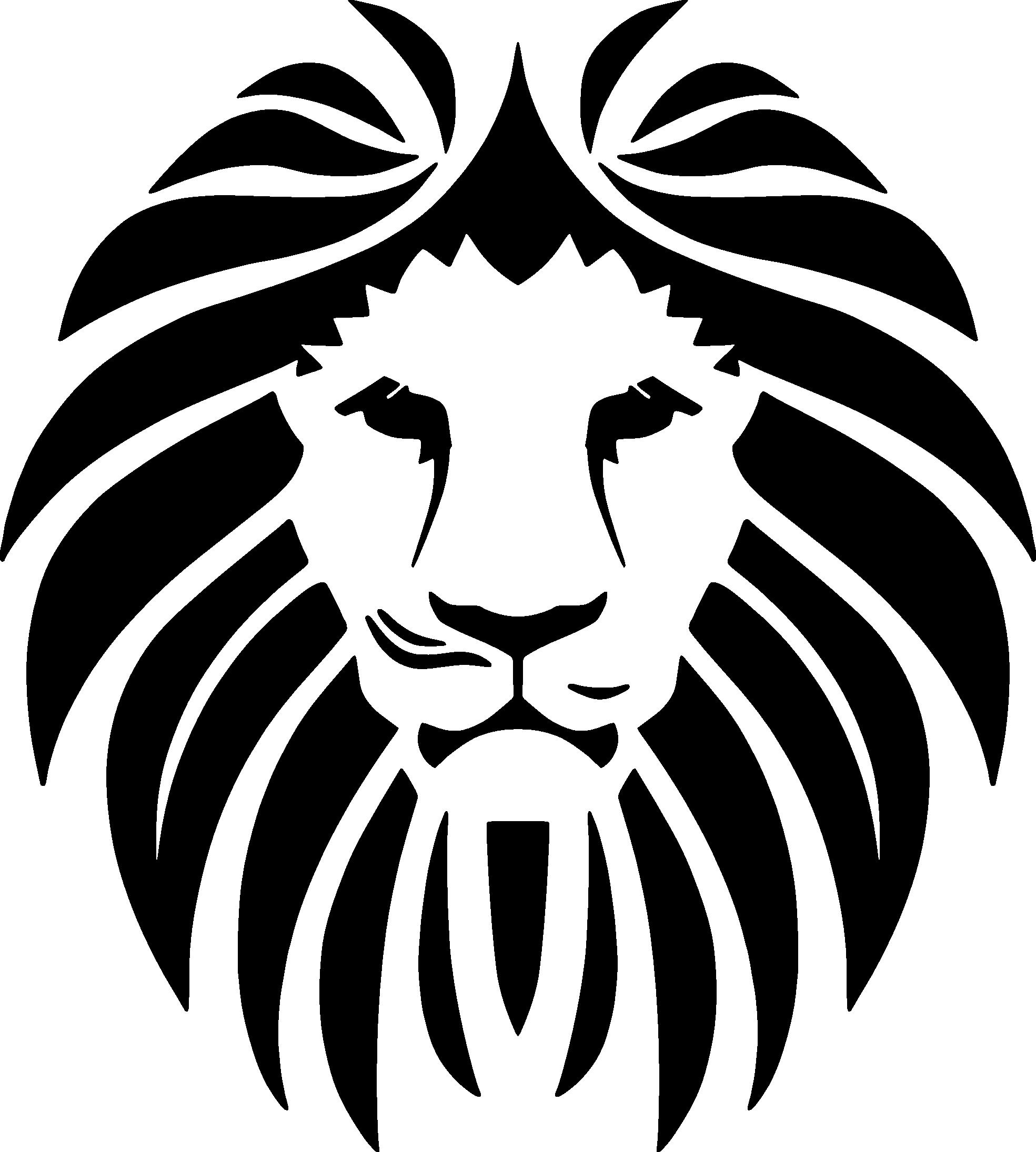 Lion Logo Clipart.