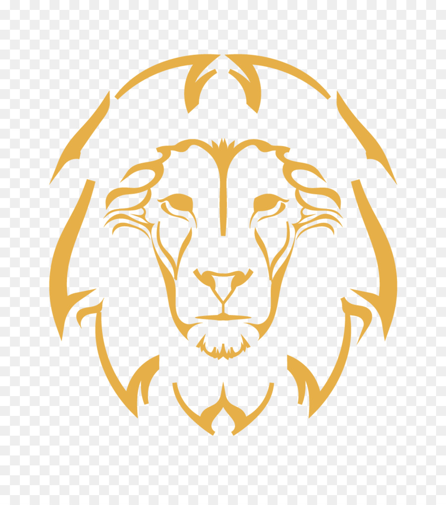 Lion Logo png download.