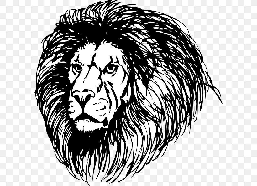 Lion Mane Clip Art, PNG, 600x594px, Lion, Art, Artwork, Big.