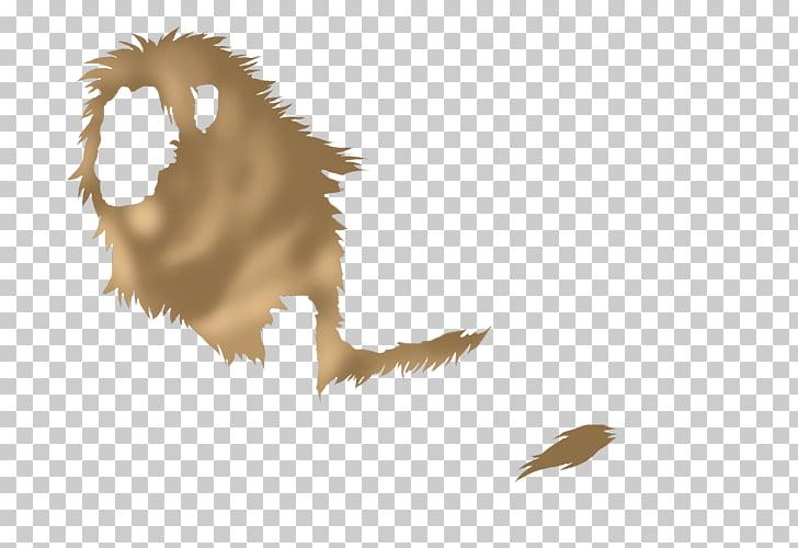 Lion Mane Mammal Canidae Hunger, Lion mane PNG clipart.