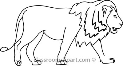 lion outline clipart 10 free Cliparts | Download images on ...