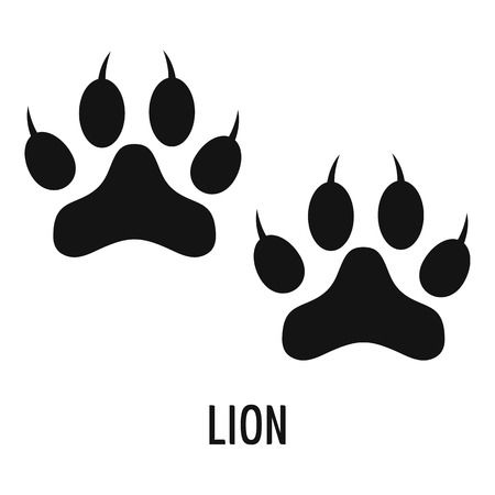 1,662 Lion Paws Cliparts, Stock Vector And Royalty Free Lion.