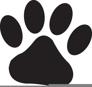 Lion Paws Clipart.