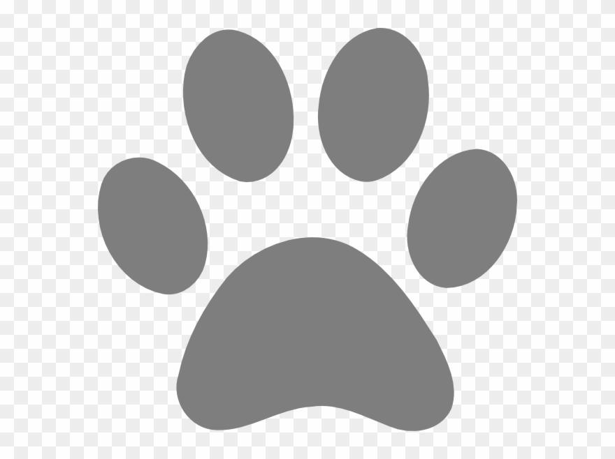Lion Paw Print Png.