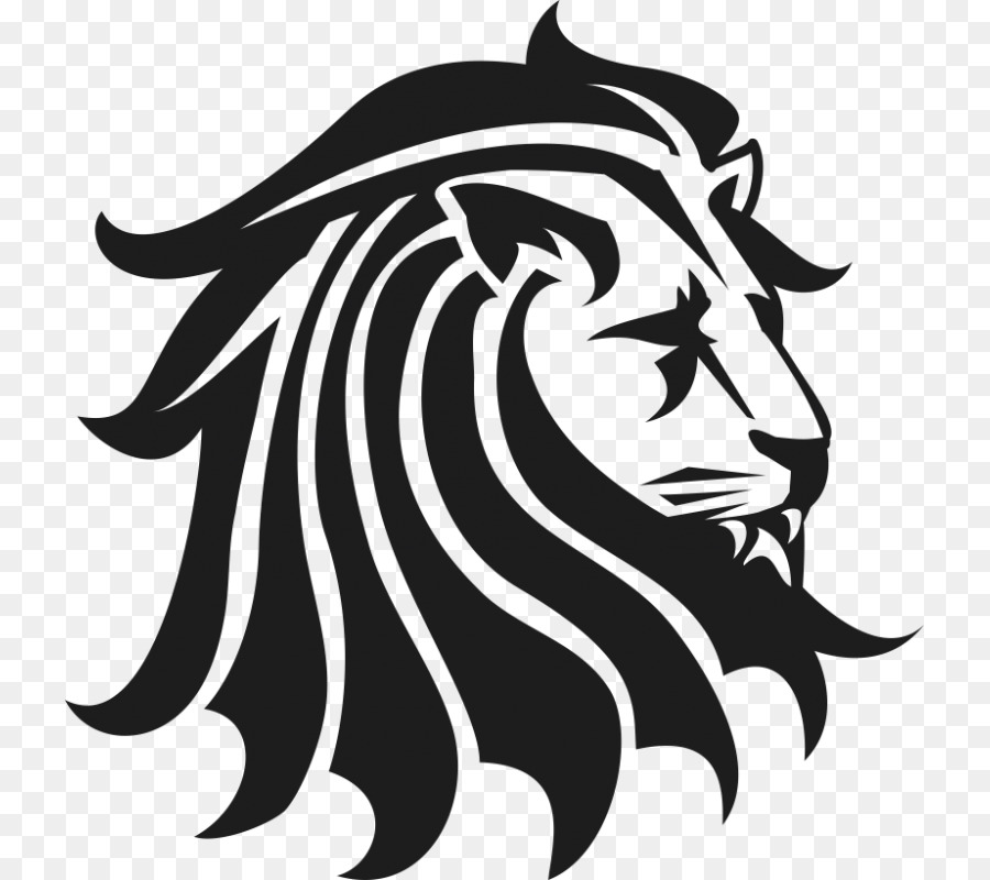 Lion Vector graphics Clip art Drawing.
