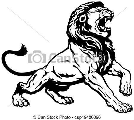 Lion roar Vector Clipart Illustrations. 1,185 Lion roar clip art.