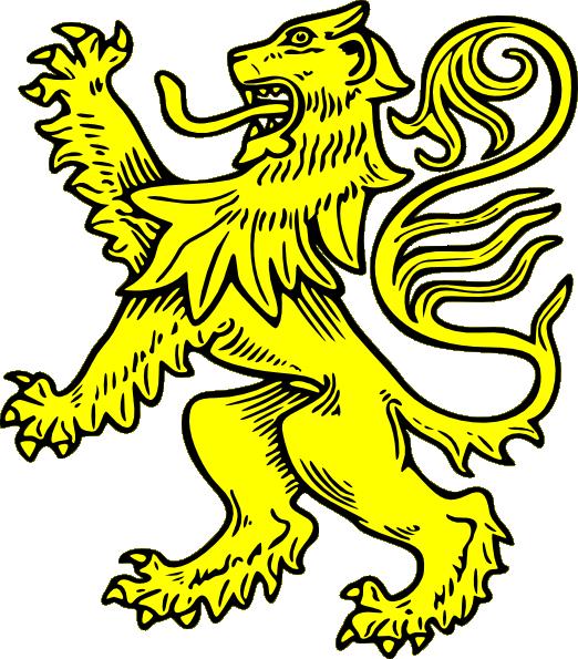 Lion clipart shield, Lion shield Transparent FREE for.