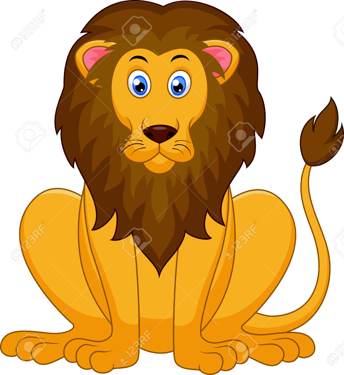 109 Lion Mouth Open Stock Illustrations, Cliparts And Royalty Free.