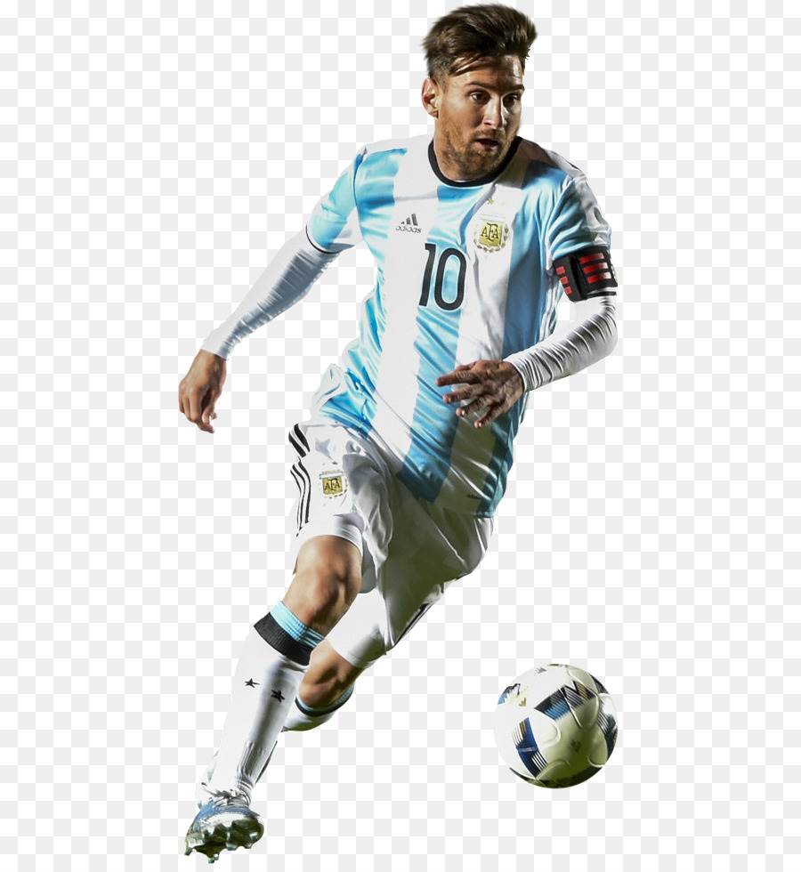 Messi Cartoon clipart.