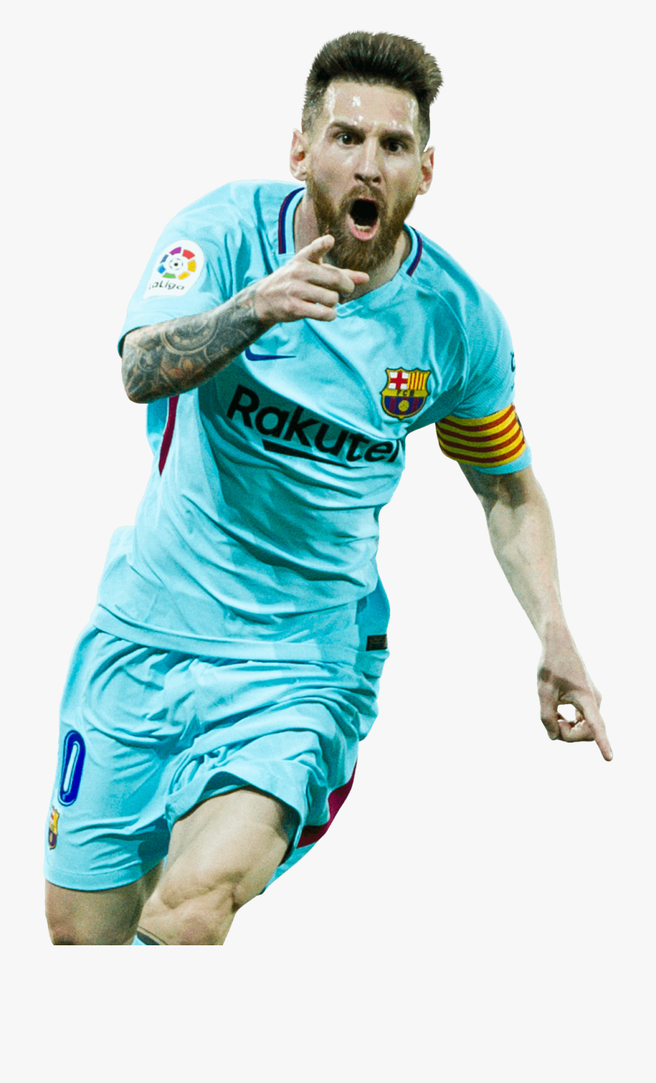 Leo Messi Png.
