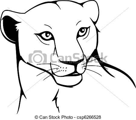 Lioness Clipart and Stock Illustrations. 646 Lioness vector EPS.