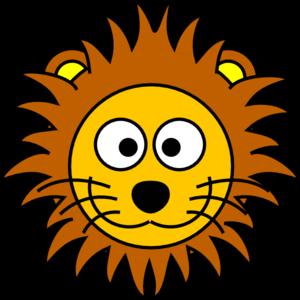 Lion head clip art free clipart images.