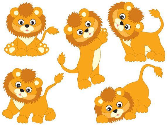 Lions Clipart.