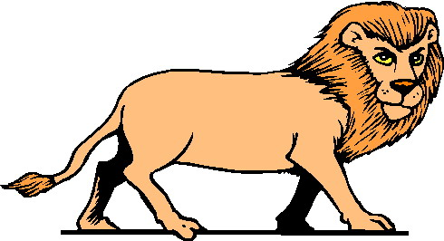 Lions clipart #15