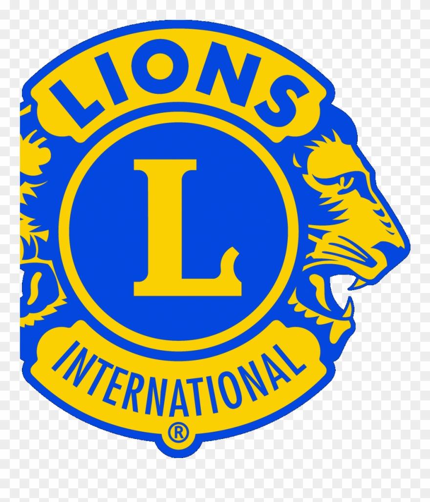 Lions Club Logo Vector File.